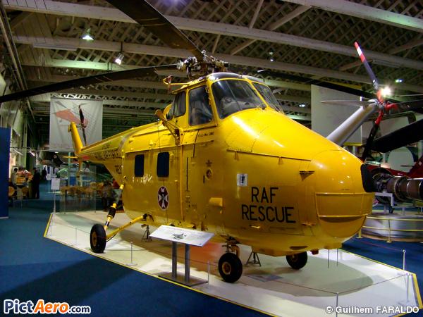 Westland WS-55-3 Whirlwind HAR10 (United Kingdom - Royal Air Force (RAF))