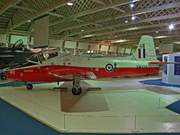 BAC P84 Jet provost T5A (XW323)