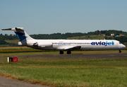 McDonnell Douglas MD-83 (DC-9-83) (G-FLTK)