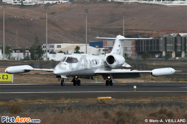 Learjet 35A (Quick Air Jet Charter)