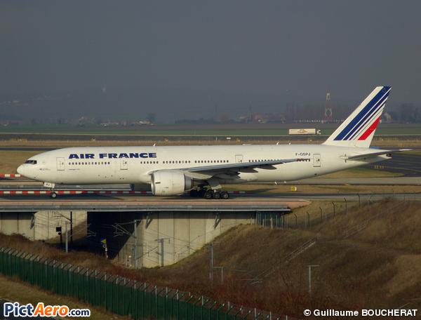 Boeing 777-228/ER (Air France)