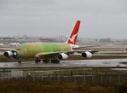 Airbus A380-841 (Qantas)