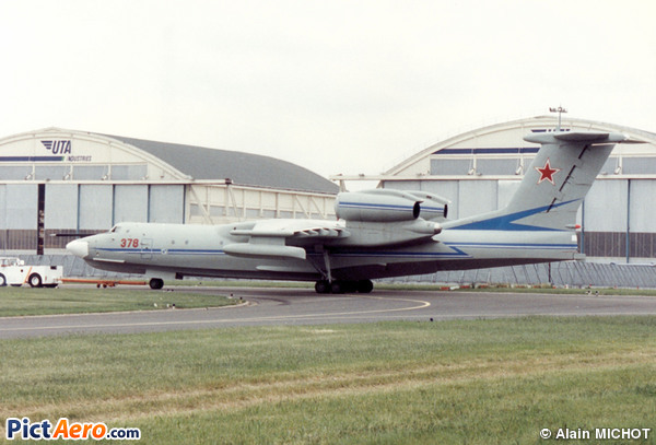 Beriev A-40 Albatros (Russia - Air Force)