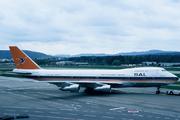 Boeing 747-244B (ZS-SAO)