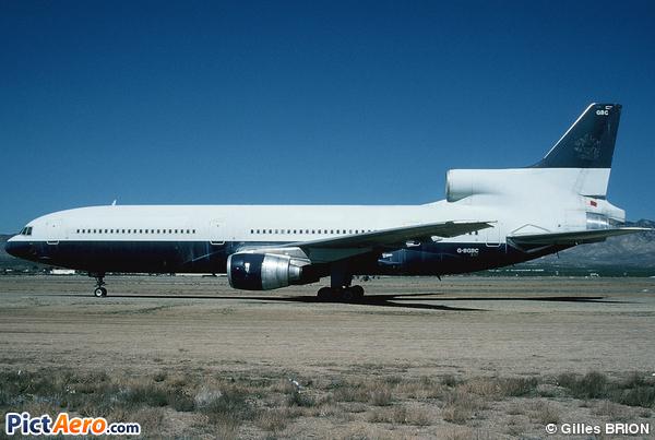 Lockheed L-1011-385-1-15 TriStar 200  (British Airways)