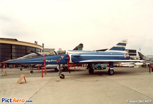 Mirage III NG01 (Dassault Aviation)