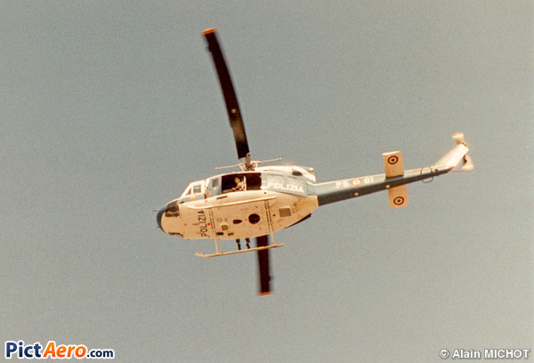 Augusta/bell AB-212AM (Italy - Police)