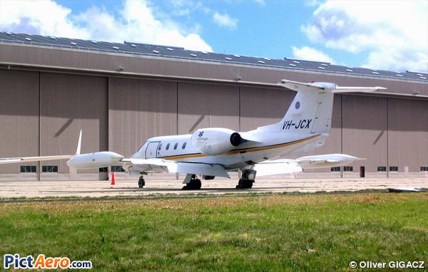Learjet 36A (Jet City)