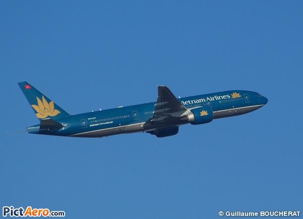 Boeing 777-2Q8/ER (Vietnam Airlines)