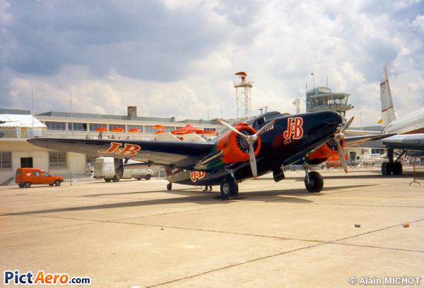 Lockheed 18-56-23 Lodestar (Sabena Old Timer)