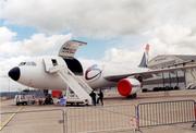 Airbus A300B4-203F (N740SC)