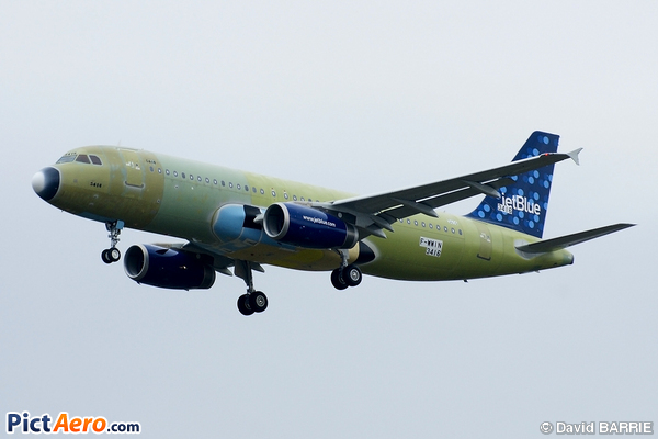 Airbus A320-232 (JetBlue Airways)