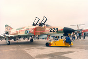 McDonnell Douglas F-4E Super Phantom  (4X-JPA)