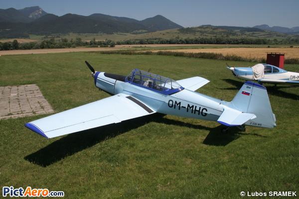Zlin Z-226 MS Trener (Aeroklub Ružomberok)