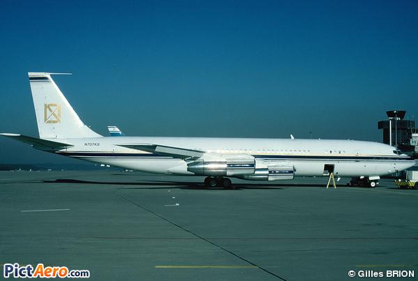 Boeing 707-321B (Kalair USA Corp.)