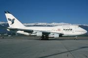 Boeing 747SP-86 (EP-IAC)