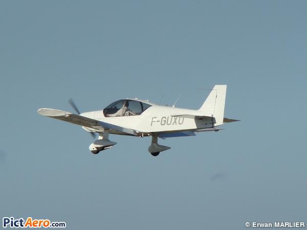 Robin R-2120 U (Club Aerien de Lille Métropole)