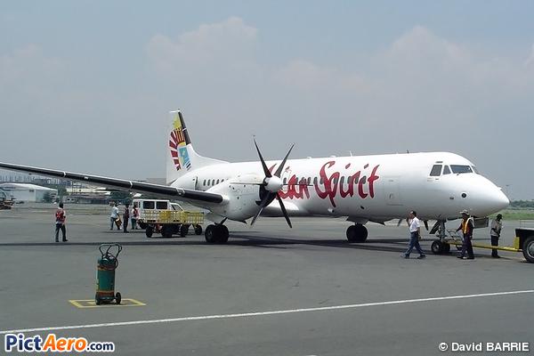 British Aerospace ATP (Asian Spirit)