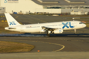 Airbus A320-232 (D-AXLA)