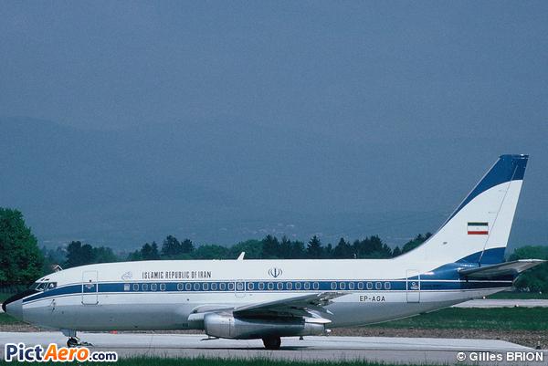 Boeing 737-286/Adv (Islamic Republic of Iran)