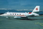 Lockheed L-1329 JetStar II (7T-VHP)