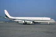 Douglas DC-8-62H (P4-DCE)