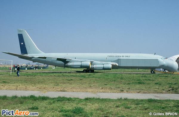 Boeing 707-385C (Chile - Air Force)
