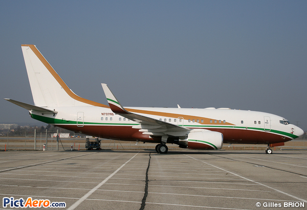 Boeing 737-7BF/BBJ (Fun Air)
