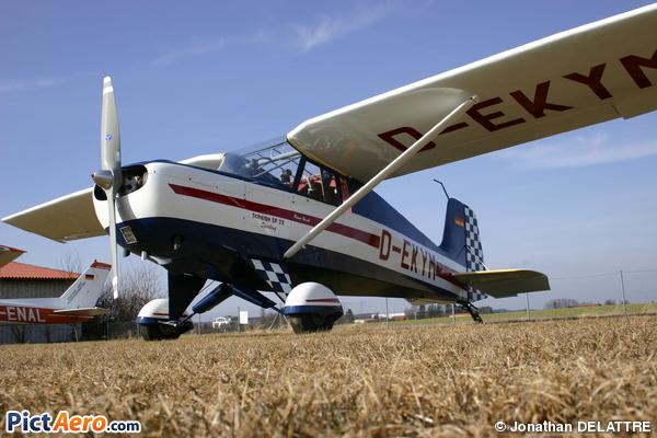 SF-23B sperling (BERNDT Rainer)