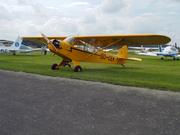 Piper L-4H Grasshopper  (J-3C-65D) (OO-CEK)