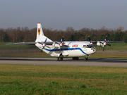 Antonov An-12B (LZ-VEB)