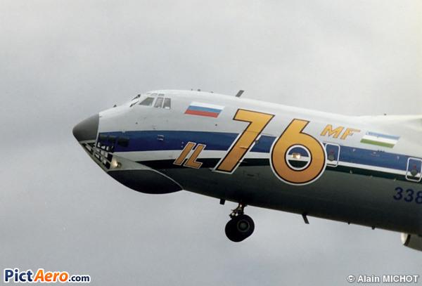 Iliouchine Il-76MF (Iliouchine)