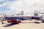 Raytheon T-6 Texan II - Beech PD-373 Mk II (N8182M)