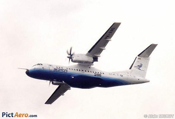 IPTN N-250-50 (Indonesian Aerospace)
