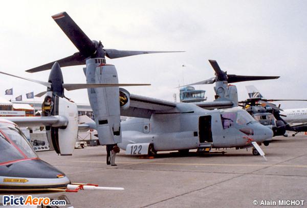 Bell-Boeing MV-22A Osprey (United States - US Marine Corps (USMC))