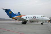 Yakovlev Yak-40 (UR-FRU)