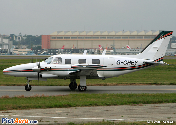 Piper PA-31T2-620 IIXL Cheyenne (Air Medical)