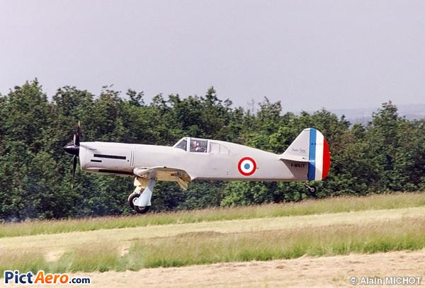 aviones olvidados de la 2gm, el caudron ciclone