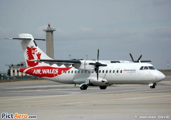 ATR 42-300 (Air Wales)