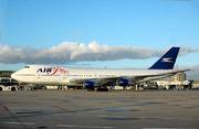 Boeing 747-287B (EC-IZL)