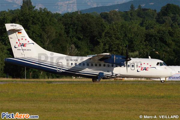 ATR 42-300 (European Air Express (EAE))