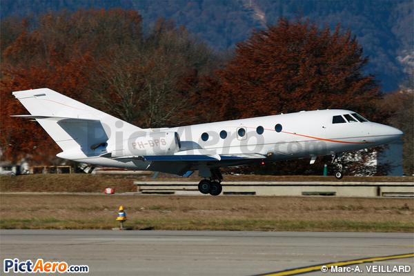 Dassault Falcon 20-5 (JetNetherlands)