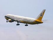 Boeing 767-33A/ER (V8-RBH)