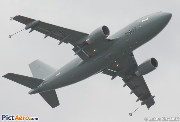 Airbus A310-304MRTT (Germany - Air Force)
