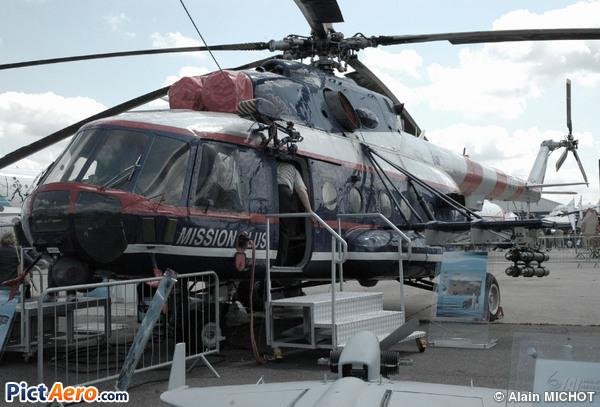 Mil Mi-17 (IAI - Israel Aircraft Industries)