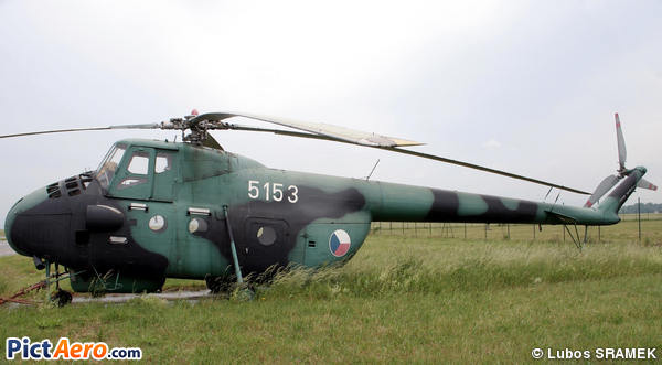 Mil Mi-4 (Czechoslovakia - Air Force)