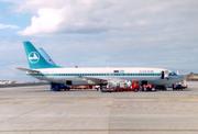 Boeing 737-4C9 (LX-LGF)