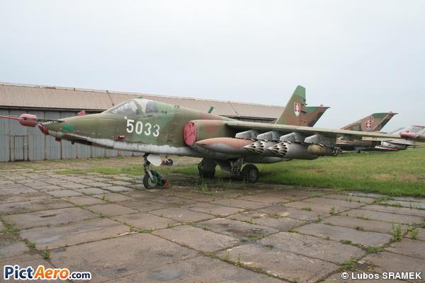 Sukhoi Su-25K (Slovakia - Air Force)