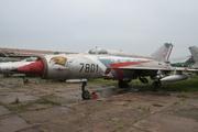 Mikoyan-Gurevich MiG-21MF (7801)