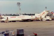 Boeing 727-2H3/Adv (TS-JHW)